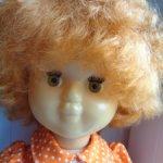 Кукла СССР Аннушка Донецкого завода игрушек