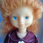 Кукла Лиля , Ворошиловград .
