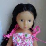 Паричковая кукла Таня Аским