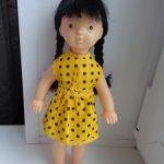 Паричковая кукла Юля, фабрика Кругозор