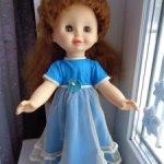 Кукла СССР в родном