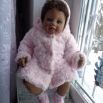 Одежда для кукол реборн или других похожего формата .