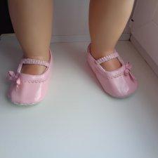 Обувь для кукол реборн или других похожего формата .
