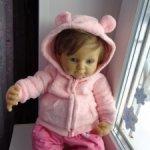 Одежда для кукол реборн или других похожего формата . Много нового !