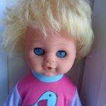 Полностью резиновая кукла ГДР -девочка с системой пью-писаю