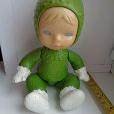 Кукла из целлулоида Павлоградский химический завод