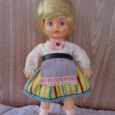 Паричковая кукла фирмы Сальво (Эстония )