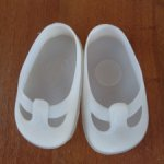 Туфли для куклы Наташа, Женя, Лида, Лада (Днепропетровск )