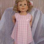 Одежда для кукол реборн и других похожего формата .