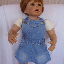 Одежда для кукол реборн и других .Скидка 20%