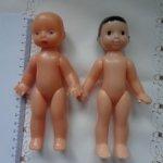 Паричковые куколки без паричков