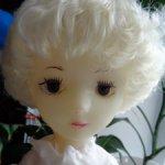 Куколка прибалтийской фабрики Straume.