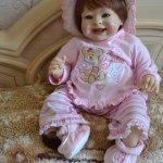 Новый образ Ванессы. Кукла Masterpiese