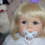 Коллекционная кукла Максима  от Моники Петра  Ляйхт