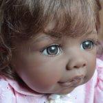 Коллекционная кукла  Марси от Моники Левениг
