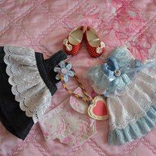Одежда и обувь для фейсинок