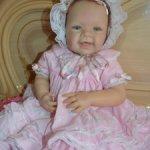 Коллекционная кукла Претти
