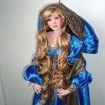 Княжна Адина. Коллекционная кукла Pat Dezinski