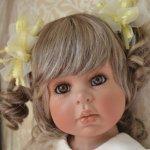 Сладкая девочка - Teagan, необыкновенно красивая куколка от Peggy Dey