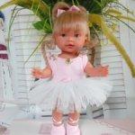 Малышка Валерия от  Llorens