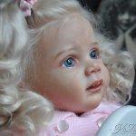 Сашенька. Кукла-реборн Екатерины Захаровой