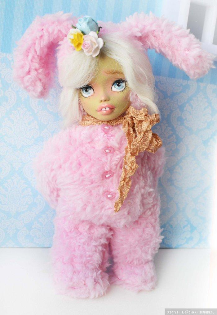 кукла, тедди долл, авторская кукла
