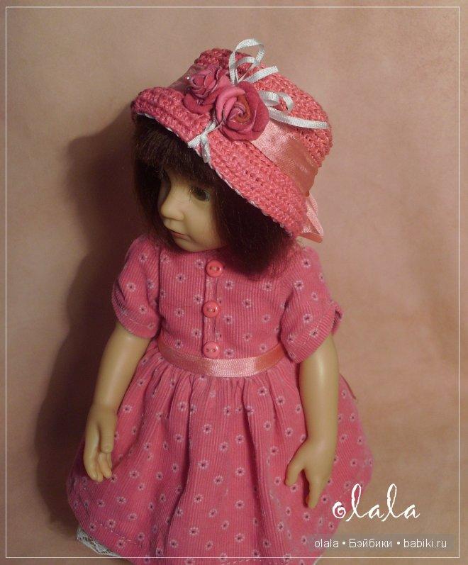 коллекция шляпок для кукол от Насти (asyakati )