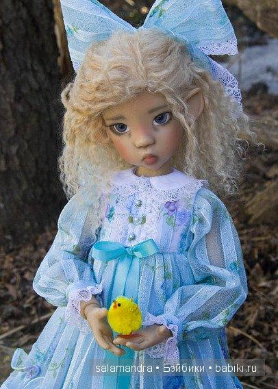 Куклы Марты Боерс (Martha Boers dolls)