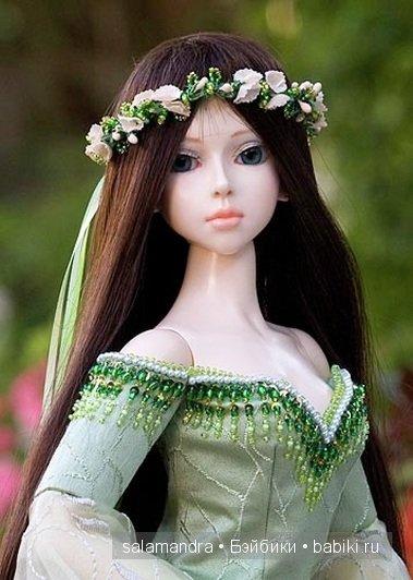 Волшебный мир Martha Boers - авторские куклы