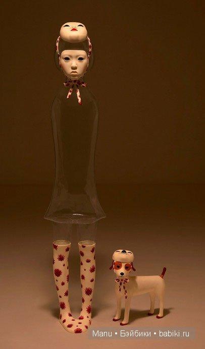 куклы Jin Young Yu