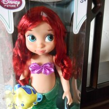 Ariel Disney Animators collection