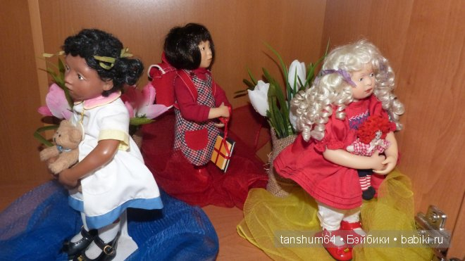 куклы, Gay Talbot Boassi, dolls, Siti, Amy, Jang Wei