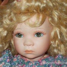 Сахарная малышка-красавица Шейла от Линды Стил