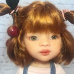 Апи-маленький рыжик,поцелованный солнышком