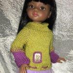 """Стильный свитерок """" me to you"""" для Paola reina"""