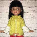 Стильный   свитерочек для Paola reina