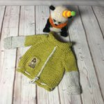 Стильный свитерок для модной девочки