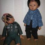 Сколько кукол одного автора нужно коллекционеру для счастья? Sita и Kerya, Bets Van Boxel