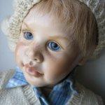 Мальчик  Stormy от  Susan Krey