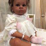 Кукла реборн Carrie от Lisa Beeler