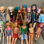 Продам кукол Mattel, Монстер Хай