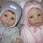 Сладкие детишки Лука и Лейси от LAURA TUZIO ROSS