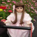 Как Камиль живет у мамы... Коллекционная кукла от LLoyd Middleton doll