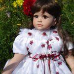 Воспоминания о лете или Снова Камиль. Коллекционная кукла Kamill от Lloyd Middleton