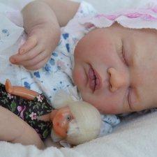 Кукла реборн Earlin от скульптора Alicia Toner