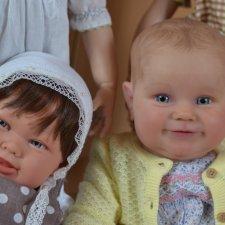 То что не дает грустить... Куклы