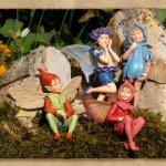 Долгая жизнь цветочных фей от иллюстраций   Cicely Mary Barker до кукол  Birgitte Frigast .