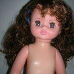 Две российские озвученные куклы 56 см и 43 см.