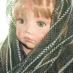 """""""Девочка со спичками"""", Beverly Stoehr и Linda Rick - коллекция 2004 года"""