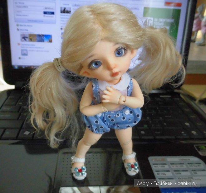 подобрать образ своей кукле BJD